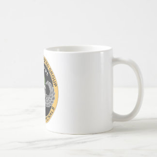1st Special Forces Group Skull Coffee Mug