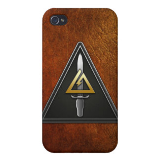 1st Special Forces Operational Detachment-Delta iPhone 4/4S Cases