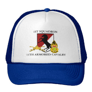 1ST SQUADRON 11TH ARMORED CAVALRY HAT