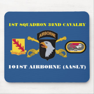 1ST SQUADRON 32ND CAVALRY 101ST ABN MOUSEPAD