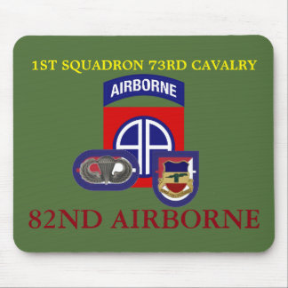 1ST SQUADRON 73RD CAVALRY MOUSEPAD