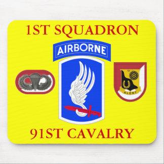 1ST SQUADRON 91ST CAVALRY MOUSEPAD