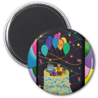 1st surprisepartyyinvitationballoons copy magnet