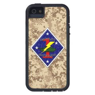 1st Tank Battalion - 1st Marine Division Camo iPhone 5 Covers