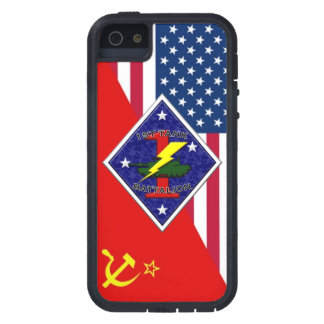 1st Tank Battalion - 1st Marine Division Cold War Case For The iPhone 5