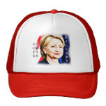 1st Woman President Hillary Clinton 2016_ Cap