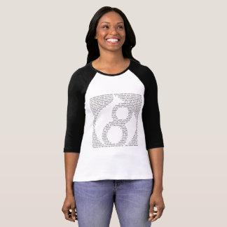 """1x """"Ledies Drupal"""", Raglan shirt for woman"""