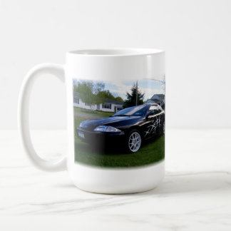 2000 Chevy cavalier custom starry night mug