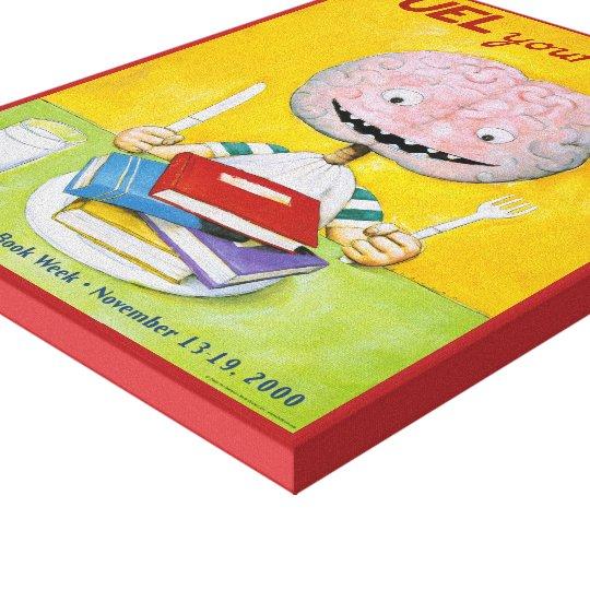 2000 Children's Book Week Canvas