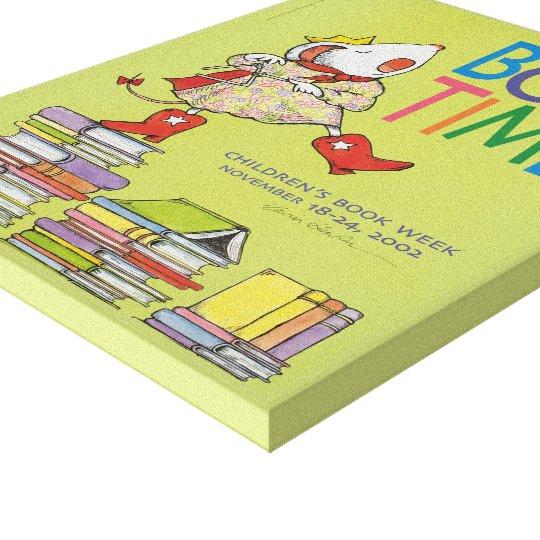 2002 Children's Book Week Canvas