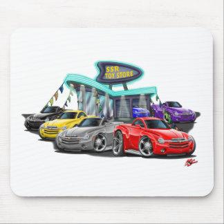 2003-06 SSR Car Dealer Scene Mouse Pad