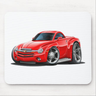 2003-06 SSR Red Truck Mouse Mat