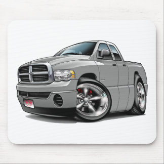 2003-08 Ram Quad Silver Truck Mouse Pad