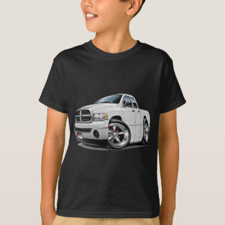 2003-08 Ram Quad White Truck T-Shirt