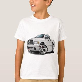 2003-08 Ram Quad White Truck Tshirt