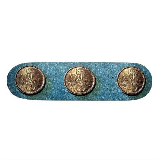 2003 Canadian Penny (Front) Skateboard