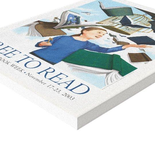 2003 Children's Book Week Canvas