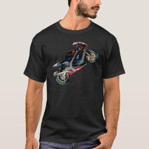 2003 RSV MILLE R WHEELIE. T-Shirt
