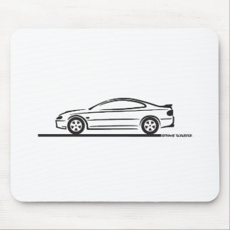 2004 05 06 Pontiac GTO Mousepad