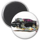 2004-06 GTO Black Car Magnet