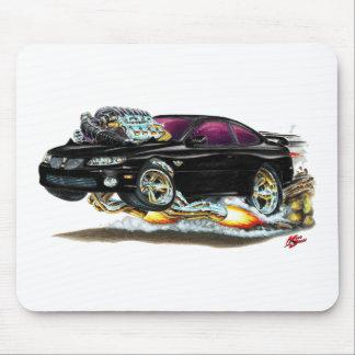 2004-06 GTO Black Car Mouse Pad