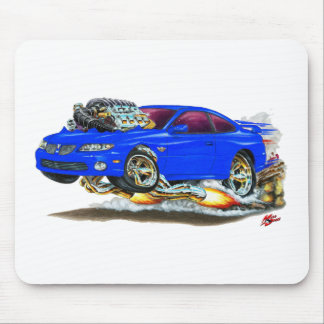 2004-06 GTO Blue Car Mouse Pad