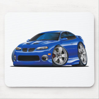 2004-06 GTO Blue Car Mouse Mat