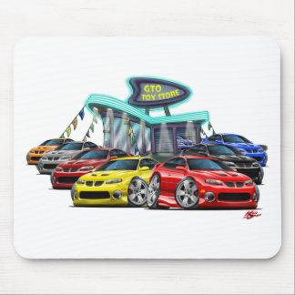 2004-06 GTO Car Dealer Scene Mouse Mats