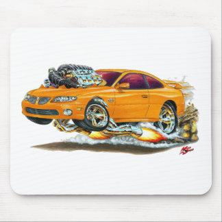 2004-06 GTO Orange Car Mouse Pad
