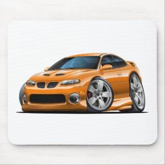 2004-06 GTO Orange Car Mouse Mats