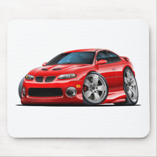 2004-06 GTO Red Car Mouse Mat
