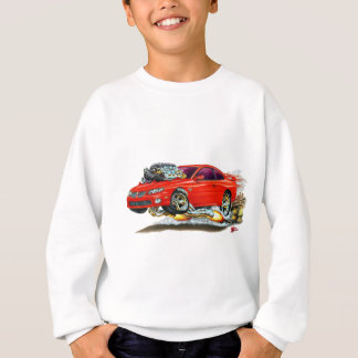 2004-06 GTO Red Car Sweatshirt