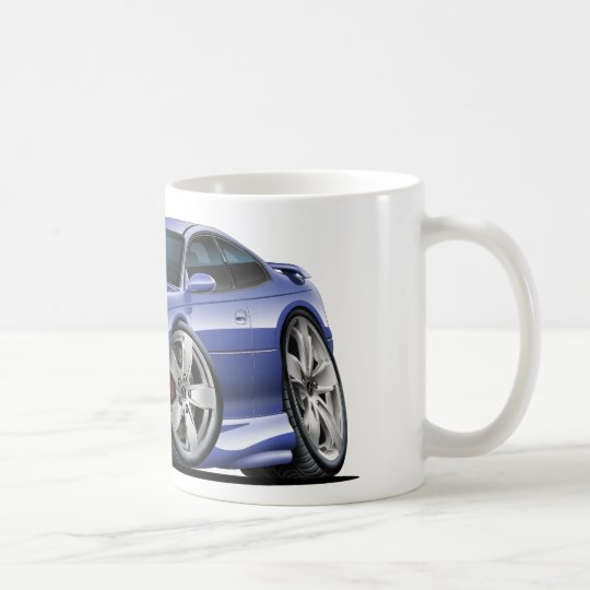 2004-06 Pontiac GTO Blue/Grey Car Coffee Mug