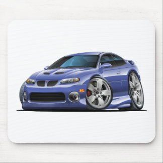 2004-06 Pontiac GTO Blue/Grey Car Mousepad