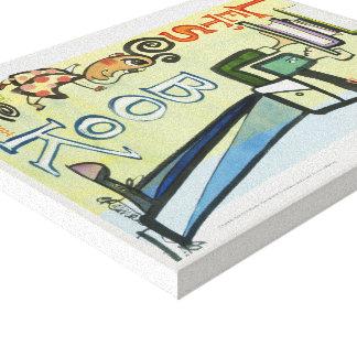 2004 Children's Book Week Canvas