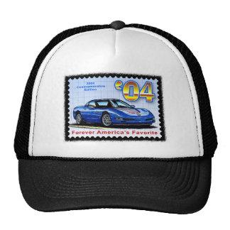 2004 Commemorative Edition Corvette Cap