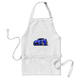 2005-09 Corvette Blue Car Standard Apron