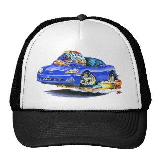 2005-10 Corvette Blue Car Cap
