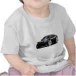 2006-10 Charger SRT8 Black Car T Shirt