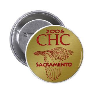 2006 Sacramento 6 Cm Round Badge