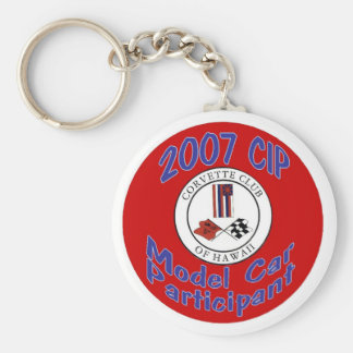 2007 CIP Model Display Keychain