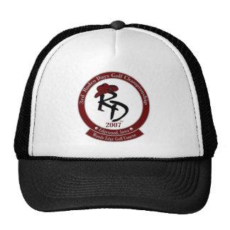 2007 Rodeo Golf Hat