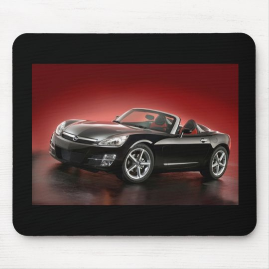 2007 saturn sky Mouse pad