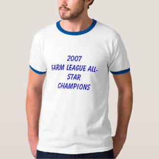 2007FARM LEAGUE ALL-STAR CHAMPIONS T-Shirt
