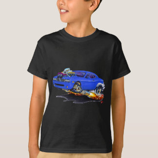 2008-10 Challenger Blue Car T-Shirt