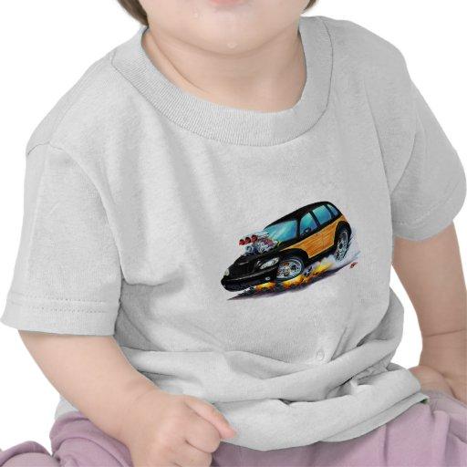 2008-10 PT Cruiser Black Woodie Shirt