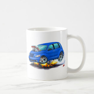 2008-10 PT Cruiser Blue Car Coffee Mug