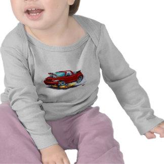 2008-10 PT Cruiser Maroon Convertible Tee Shirt