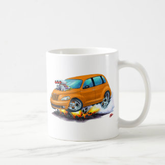2008-10 PT Cruiser Orange Car Coffee Mug