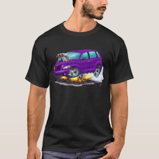 2008-10 PT Cruiser Purple Car T-Shirt